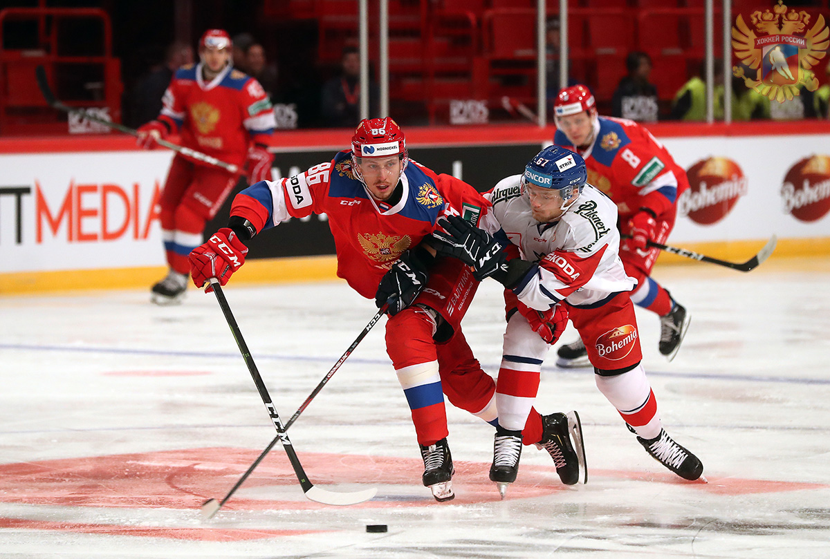 спорт россия чехия хоккей счет выполнении этой