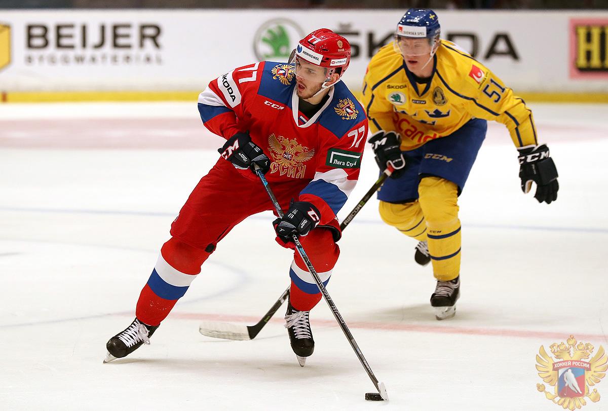 Хоккей Россия - Швеция 24.08.19 прямая трансляция
