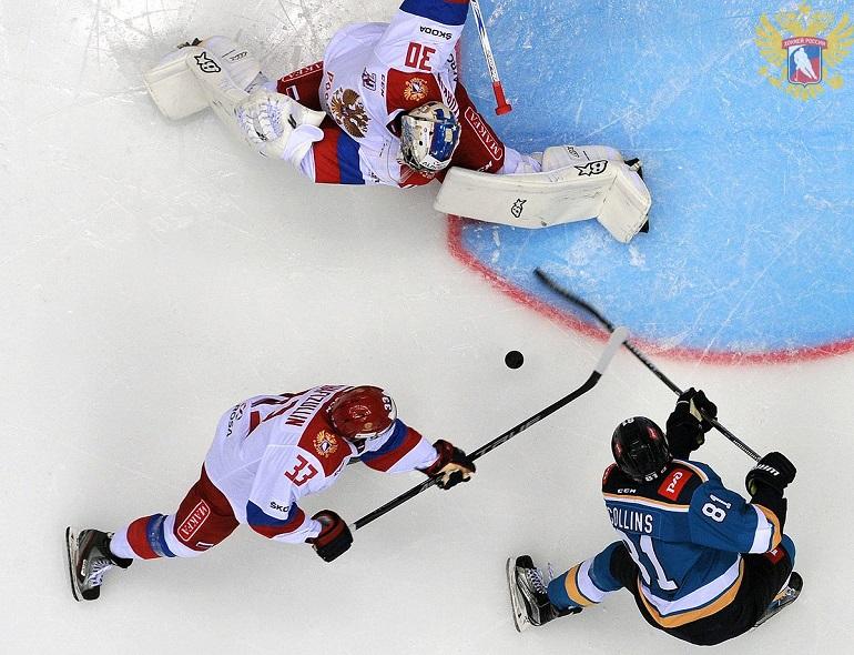 Наши едут в сборную на Sochi Hockey Open